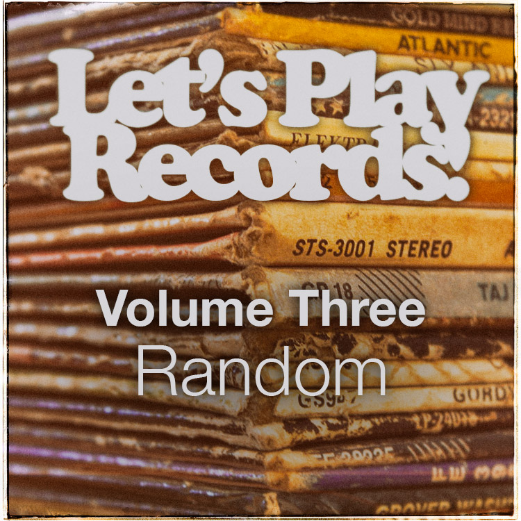 Let's Play Records! Volume 3