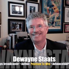 <div class='at-above-post-homepage addthis_default_style addthis_toolbox at-wordpress-hide' data-title='Rays play-by-play man Dewayne Staats writes to win! VIDEO INTERVIEW' data-url='http://mrmedia.com/2015/10/rays-play-by-play-man-dewayne-staats-writes-to-win-video-interview/'></div><div class='at-above-post-homepage-recommended addthis_default_style addthis_toolbox at-wordpress-hide' data-title='Rays play-by-play man Dewayne Staats writes to win! VIDEO INTERVIEW' data-url='http://mrmedia.com/2015/10/rays-play-by-play-man-dewayne-staats-writes-to-win-video-interview/'></div>http://media.blubrry.com/interviews/p/s3.amazonaws.com/media.mrmedia.com/audio/MM-Dewayne-Staats-Tampa-Bay-Rays-announcer-Position-to-Win-author-091615.mp3Podcast: Play in new window | Download | EmbedSubscribe: iTunes | Android | RSSToday's Guest: Tampa Bay Rays play-by-play announcer Dewayne Staats, author with Dave Scheiber of Position To Win:...<div class='at-below-post-homepage addthis_default_style addthis_toolbox at-wordpress-hide' data-title='Rays play-by-play man Dewayne Staats writes to win! VIDEO INTERVIEW' data-url='http://mrmedia.com/2015/10/rays-play-by-play-man-dewayne-staats-writes-to-win-video-interview/'></div><div class='at-below-post-homepage-recommended addthis_default_style addthis_toolbox at-wordpress-hide' data-title='Rays play-by-play man Dewayne Staats writes to win! VIDEO INTERVIEW' data-url='http://mrmedia.com/2015/10/rays-play-by-play-man-dewayne-staats-writes-to-win-video-interview/'></div>