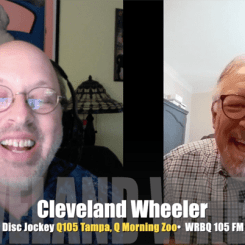 <!-- AddThis Sharing Buttons above --><div class='at-above-post-homepage addthis_default_style addthis_toolbox at-wordpress-hide' data-title='Cleveland Wheeler: Get up with the Q105 Morning Zoo! VIDEO INTERVIEW' data-url='http://mrmedia.com/cleveland-wheeler-morning-qzoo-video-interview/'></div>http://media.blubrry.com/interviews/p/s3.amazonaws.com/media.mrmedia.com/audio/MM-Cleveland-Wheeler-Q-Morning-Zoo-Q105-disc-jockey-030216.mp3Podcast: Play in new window | Download (Duration: 1:11:29 — 65.5MB) | EmbedSubscribe: Android | Email | RSSToday's Guest:Cleveland Wheeler, legendary radio DJ, WAPE Jacksonville, Q105 Tampa, SiriusXM  Watch...<!-- AddThis Sharing Buttons below --><div class='at-below-post-homepage addthis_default_style addthis_toolbox at-wordpress-hide' data-title='Cleveland Wheeler: Get up with the Q105 Morning Zoo! VIDEO INTERVIEW' data-url='http://mrmedia.com/cleveland-wheeler-morning-qzoo-video-interview/'></div>