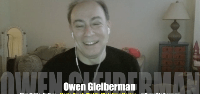 <!-- AddThis Sharing Buttons above --><div class='at-above-post-homepage addthis_default_style addthis_toolbox at-wordpress-hide' data-title='Movie Freak Owen Gleiberman: Entertainment Weekly and Beyond! VIDEO INTERVIEW' data-url='http://mrmedia.com/movie-freak-owen-gleiberman-entertainment-weekly-beyond-video-interview/'></div>http://media.blubrry.com/interviews/p/s3.amazonaws.com/media.mrmedia.com/audio/MM-Owen-Gleiberman-author-Movie-Freak-film-critic-EW-031516.mp3Podcast: Play in new window | Download (Duration: 1:01:40 — 56.5MB) | EmbedSubscribe: Android | Email | RSSToday's Guest: Owen Gleiberman, author, Movie Freak: My Life Watching Movies, film critic,...<!-- AddThis Sharing Buttons below --><div class='at-below-post-homepage addthis_default_style addthis_toolbox at-wordpress-hide' data-title='Movie Freak Owen Gleiberman: Entertainment Weekly and Beyond! VIDEO INTERVIEW' data-url='http://mrmedia.com/movie-freak-owen-gleiberman-entertainment-weekly-beyond-video-interview/'></div>