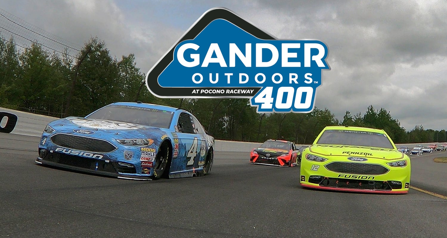 Purolator Call Center Pocono Race Center Gander Outdoors 400 Mrn