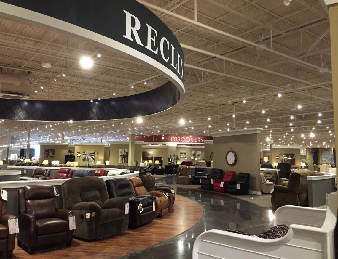 The Furniture Mall Furniture Mall Of Kansas Martin Roberts Design