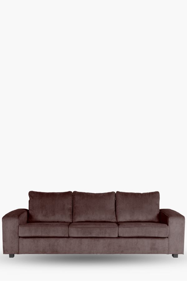 Corduroy 3 Seater Sofa Downtown 3 Seater Sofa Couches Sofas Shop Living Room Furn