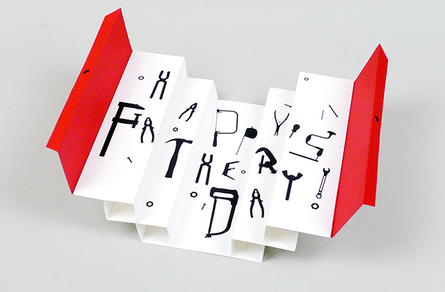 3D Tool Box Card for Father\u0027s Day - Mr Printables - father day cards