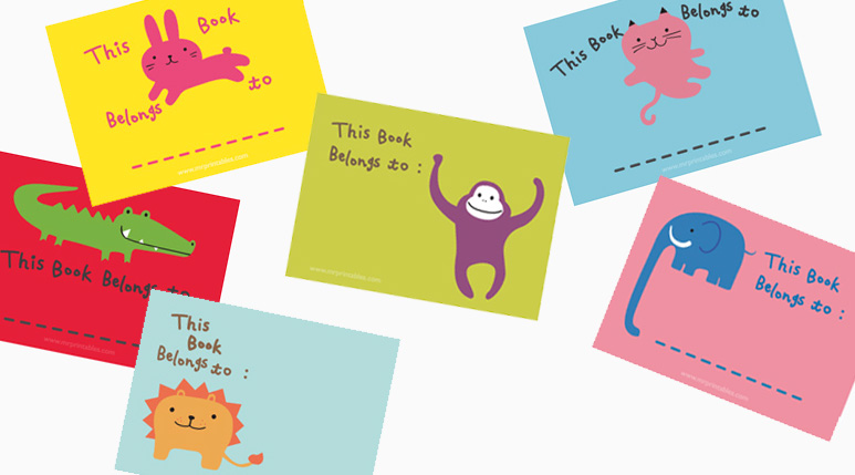 Free Printable Stationery for Children - Mr Printables