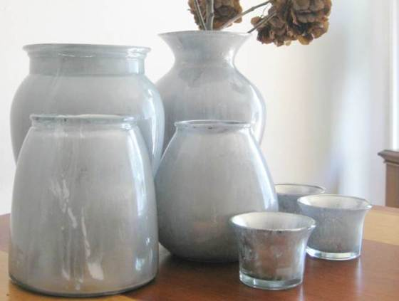 Milky Mercury Glass | Mrs. Fancee