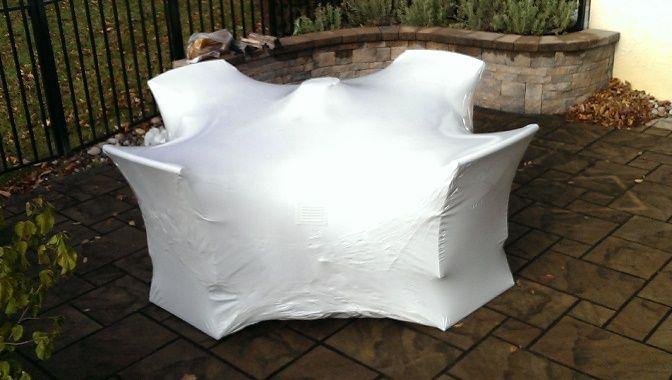 Furniture Shrink Wrap Patio Furniture Shrink Wrap Mr