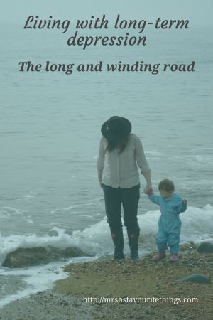 Living with long term depression - The long and winding road