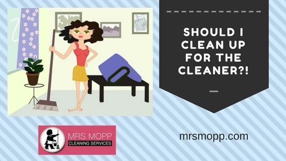 domestic cleaning Mrs Mopp