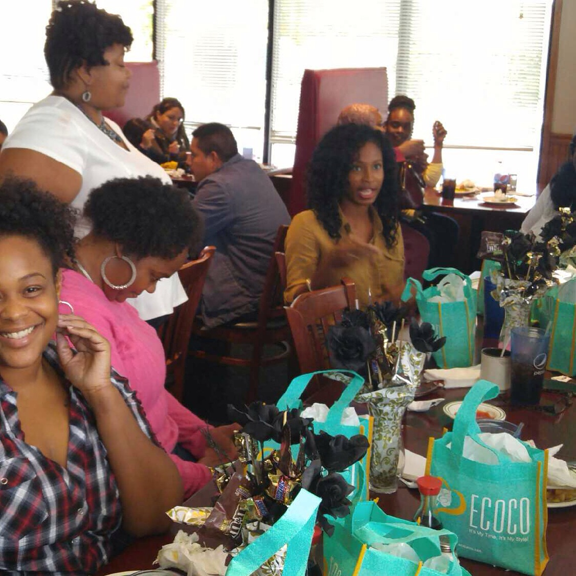 Hairstory Brunch