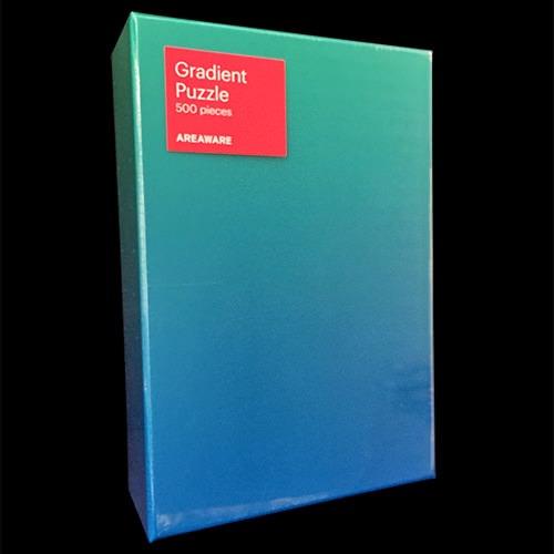 MrsPKandOz gradient puzzle (blue/green)