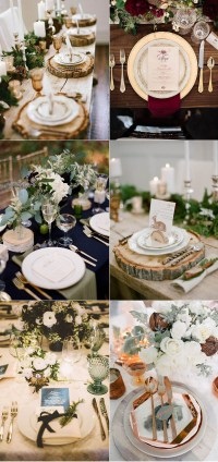 Winter Wedding Dcor Ideas That Will Take Your Breath Away