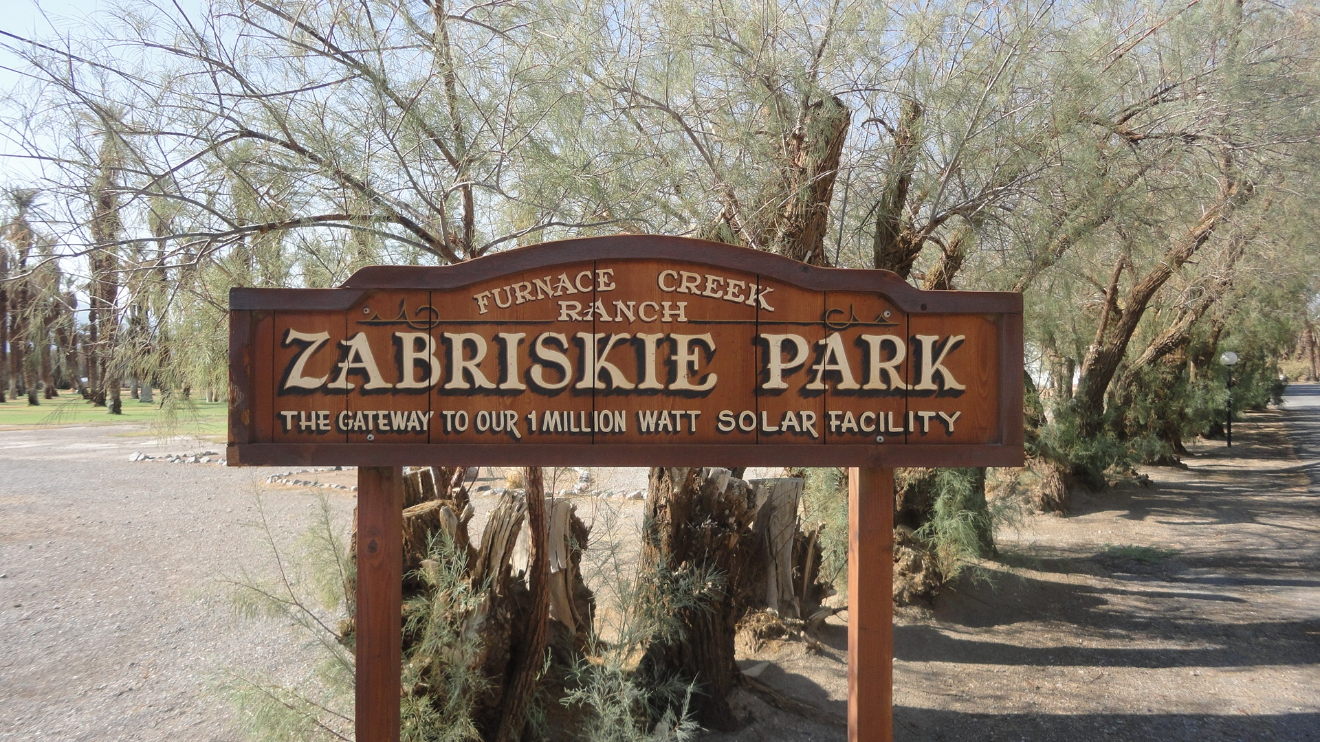 Dag 11 Bishop Furnace Creek South West Usa