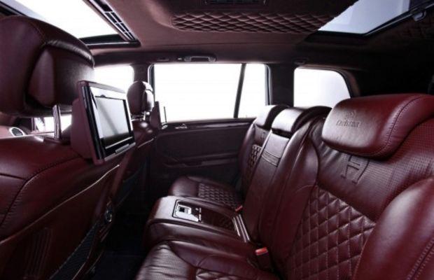 Car Interior Design - Ahmadi-faqih