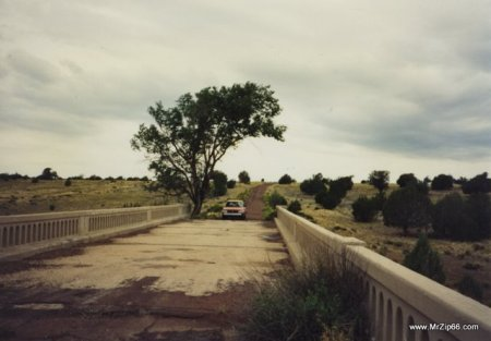 Partridge Creek Bridge Route 66 - 1920-1965