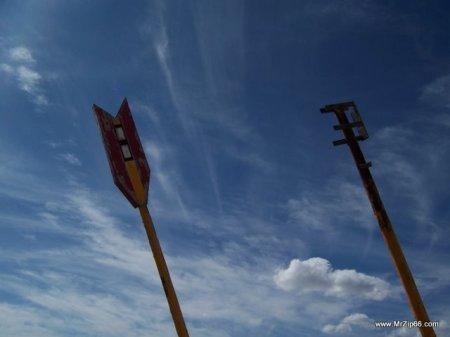 Twin Arrows Arizona Route 66