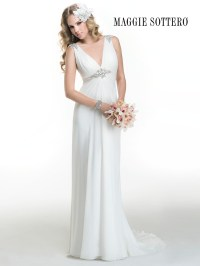 Maggie Sottero Wedding Dress Alicia 4MS993 front