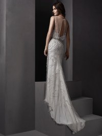 Great Gatsby Inspired Wedding Dresses