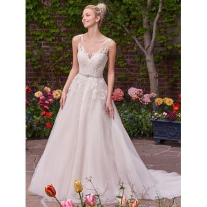 Phantasy Flowers Rebecca Ingram Wedding Dress Olivia 7rs290 Alt1 Pink Wedding Dress Dream Meaning Pink Wedding Dress