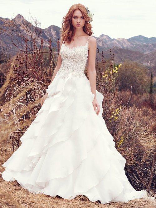 Medium Of White Wedding Dresses