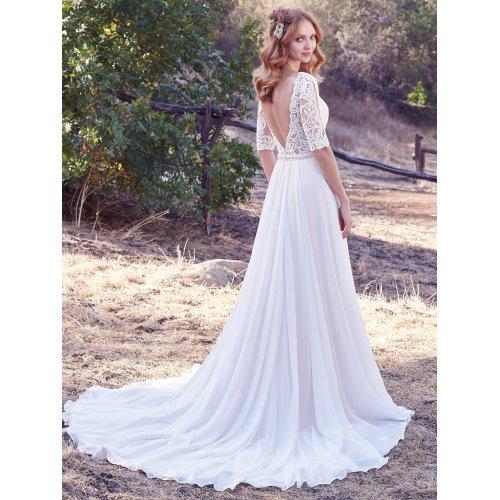 Medium Crop Of Colorful Wedding Dresses