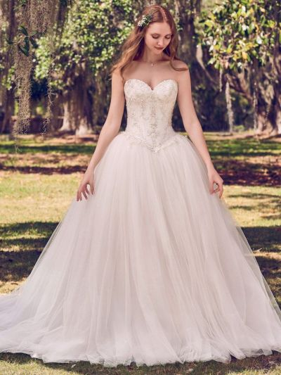 Maggie Sottero Wedding Dress Benton 8MC504 Main