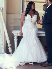 Maggie Sottero Wedding Dress AlistaireLynette 9MS023AC ...