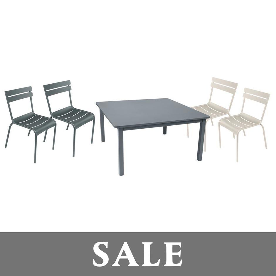 Table Luxembourg Craft Table And Luxembourg Chair Set