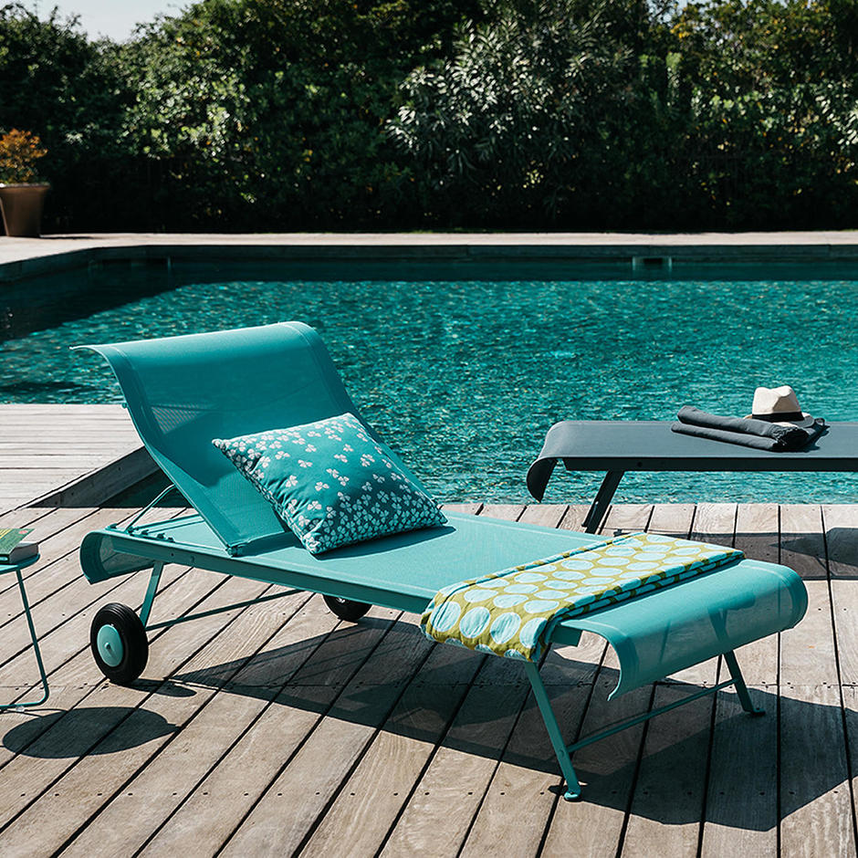 Chaise Longue Piscine Fermob Chaise Dune Fermob Awesome Retour En Haut Photos Retour En Haut