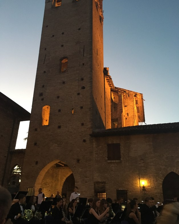 Redondesco castle