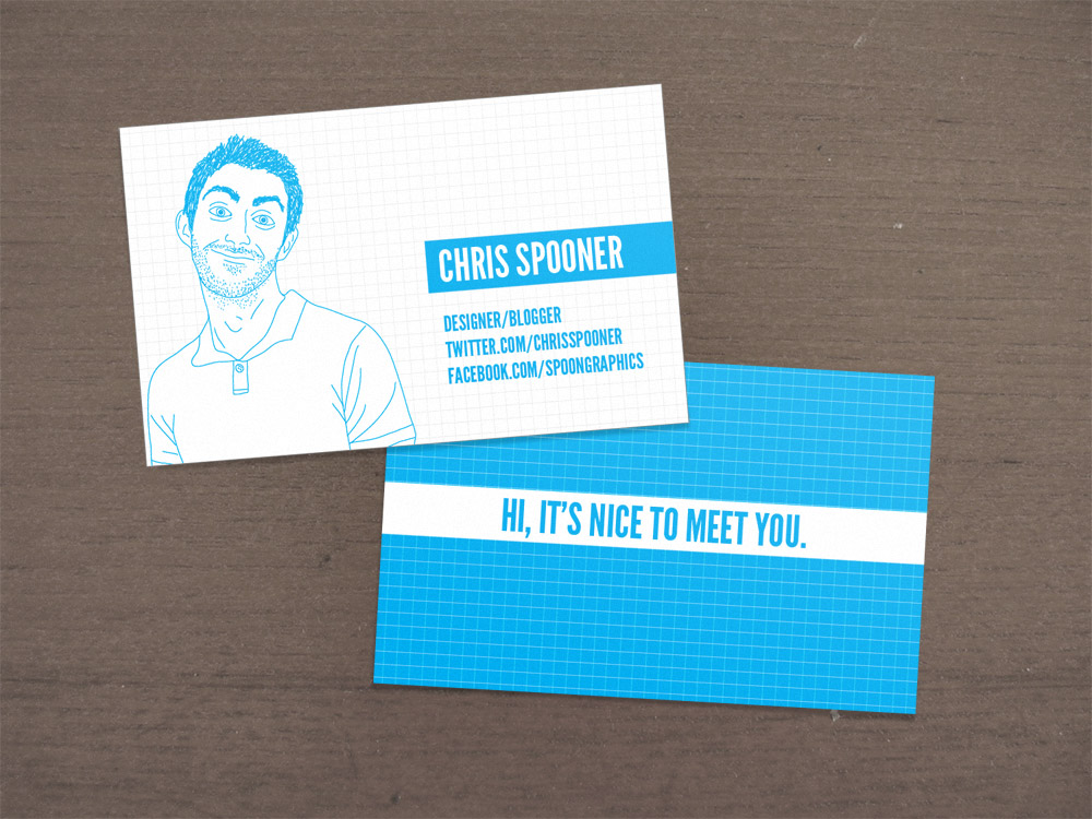 Design a Business Card - Ms Ashleyu0027s Tech World - name card example