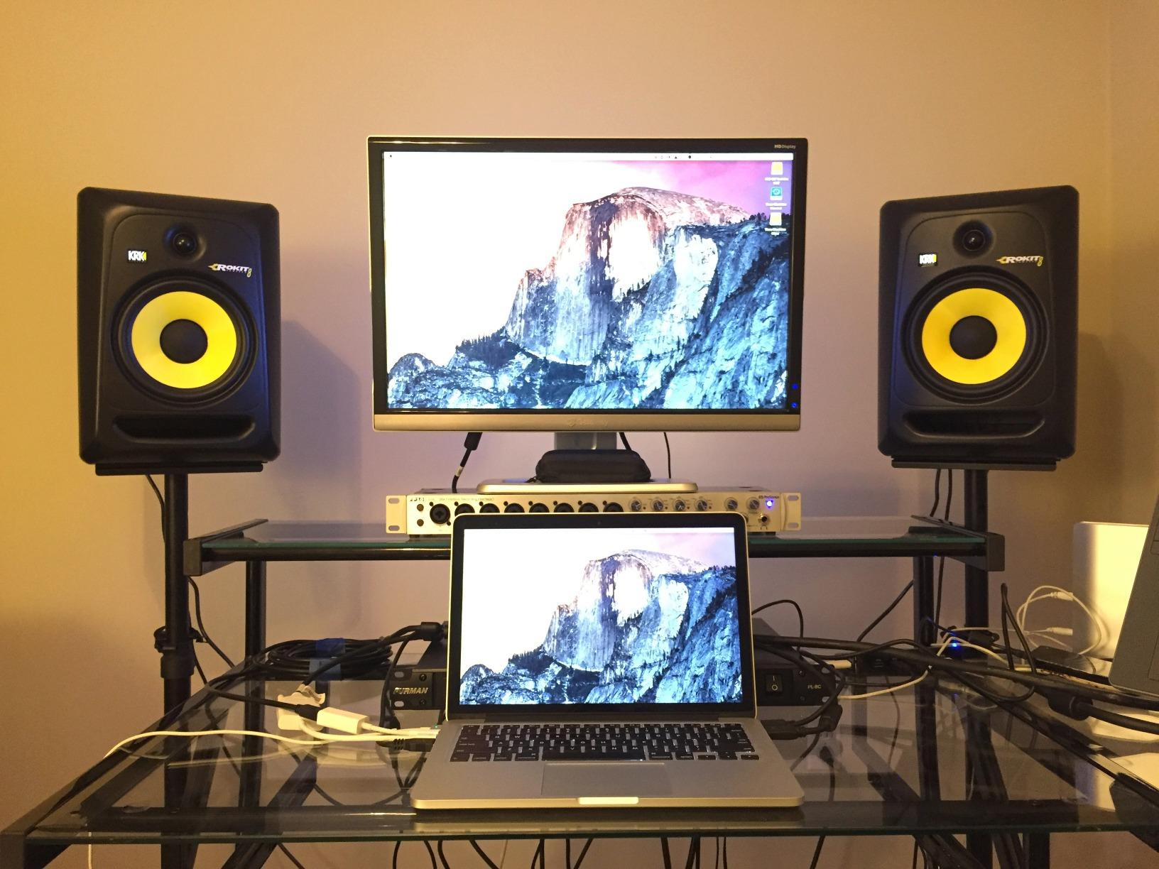 how to build studio monitor stands