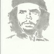 Concours de dessin révolution socialiste che guevarra