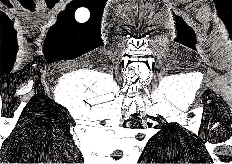 Concours de dessin manga manga sans fronti res - Dessin manga image ...