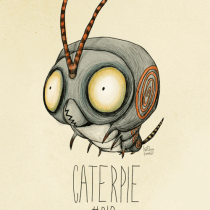 caterpie pokemon tim burton