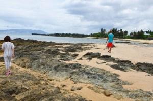 沖縄,恩納村,ビーチ