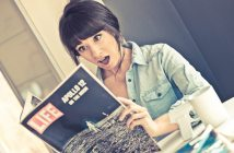 Helenna by Cathy Baron with Life Magazine