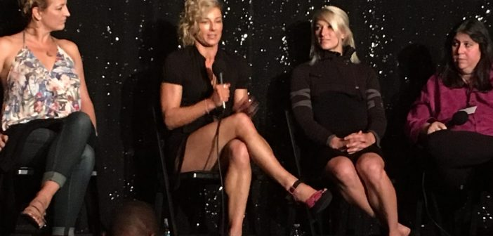 Stunt Women Panel Discussion at Artemis Women in Action Film Festival