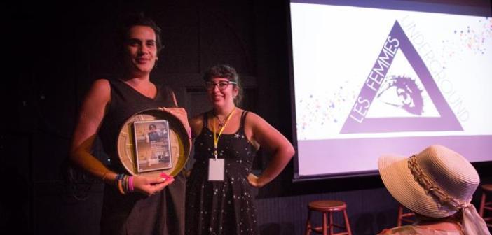 Film Fest Females: Spotlight on 'Les Femmes Underground'