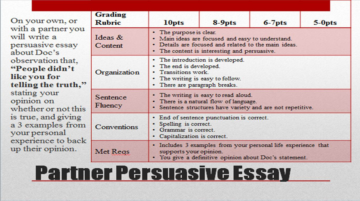 easy persuasive essay topics for college