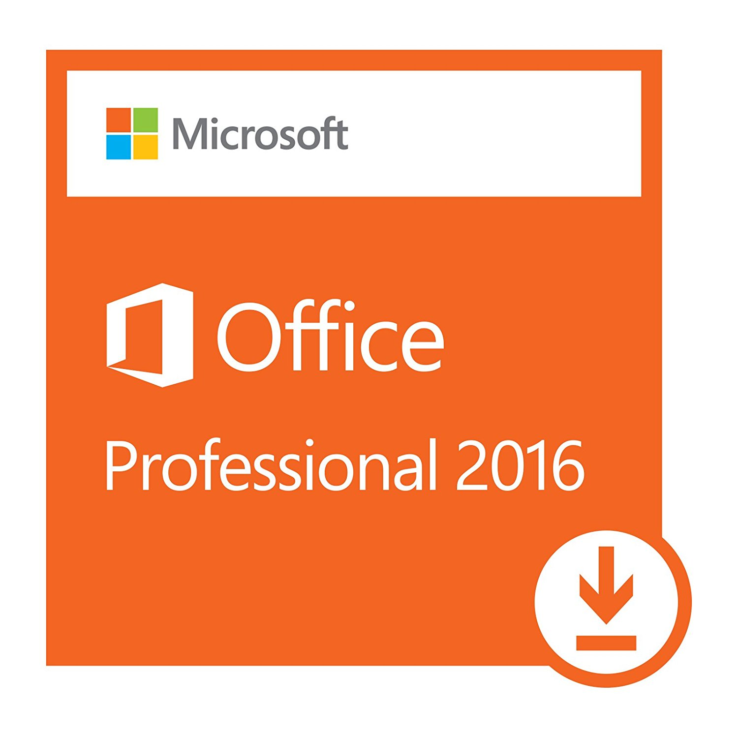 Office 2010 Pro Plus Microsoft Office Professional 2016 1 Pc For Windows