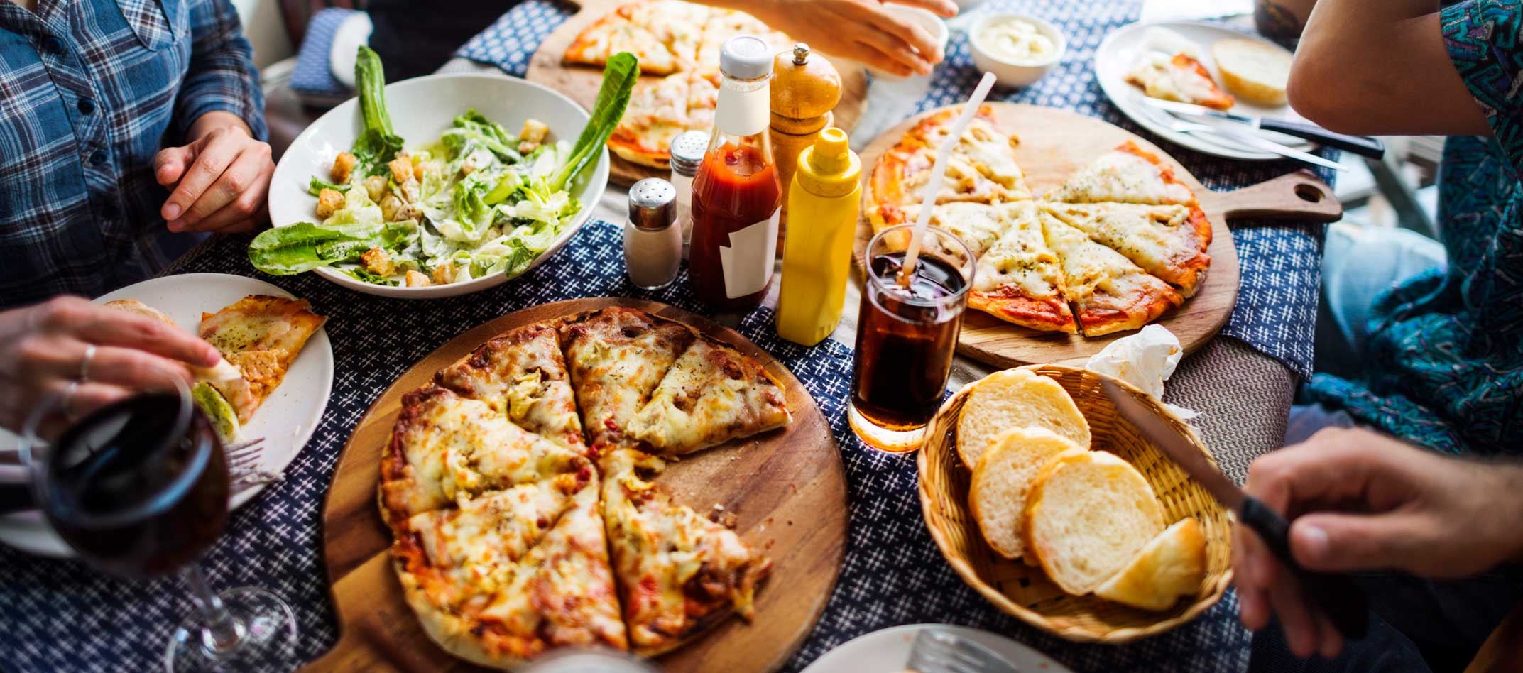 Pizza Restaurant Pizza Restaurant Direct Mail Advertising Success Story