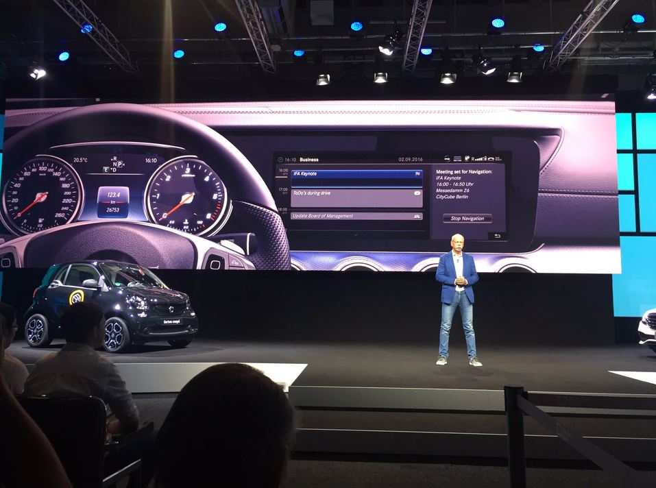 Microsoft teams up with Mercedes to bring \u0027In Car Office\u0027 - MSPoweruser