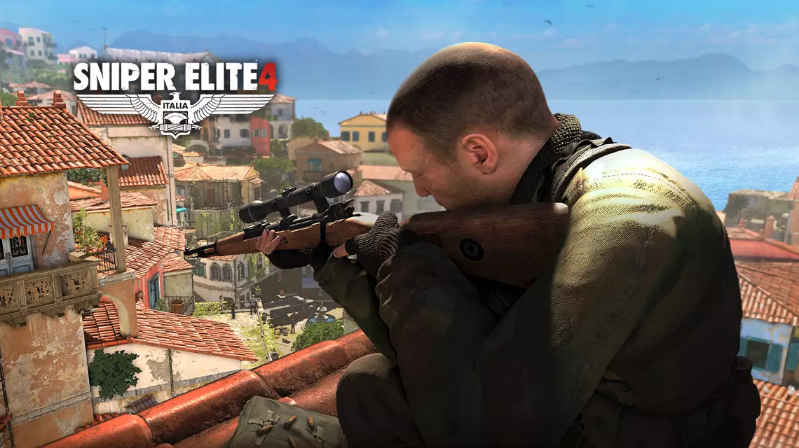 Pubg Wallpaper Office Sniper Elite 4 Now Available For Digital Pre Order And