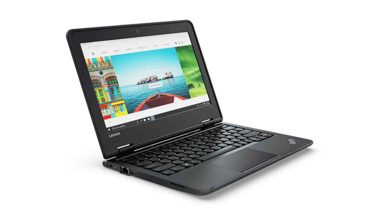 N24 Now Lenovo Announces New N24 Convertible And Updated Thinkpad 11e