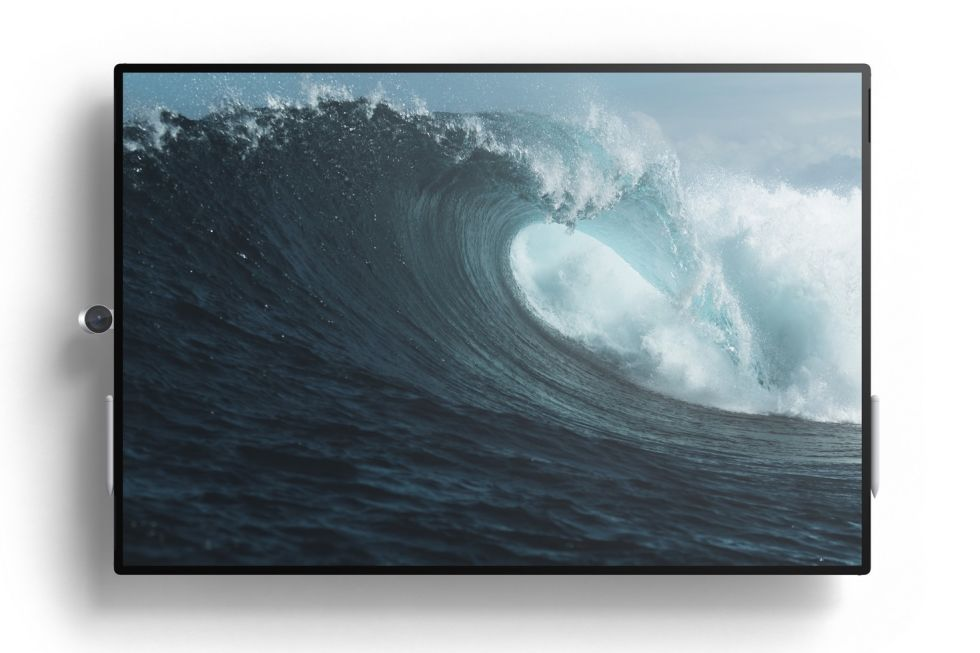 Microsoft\u0027s cool Surface Hub 2 wallpaper now available at