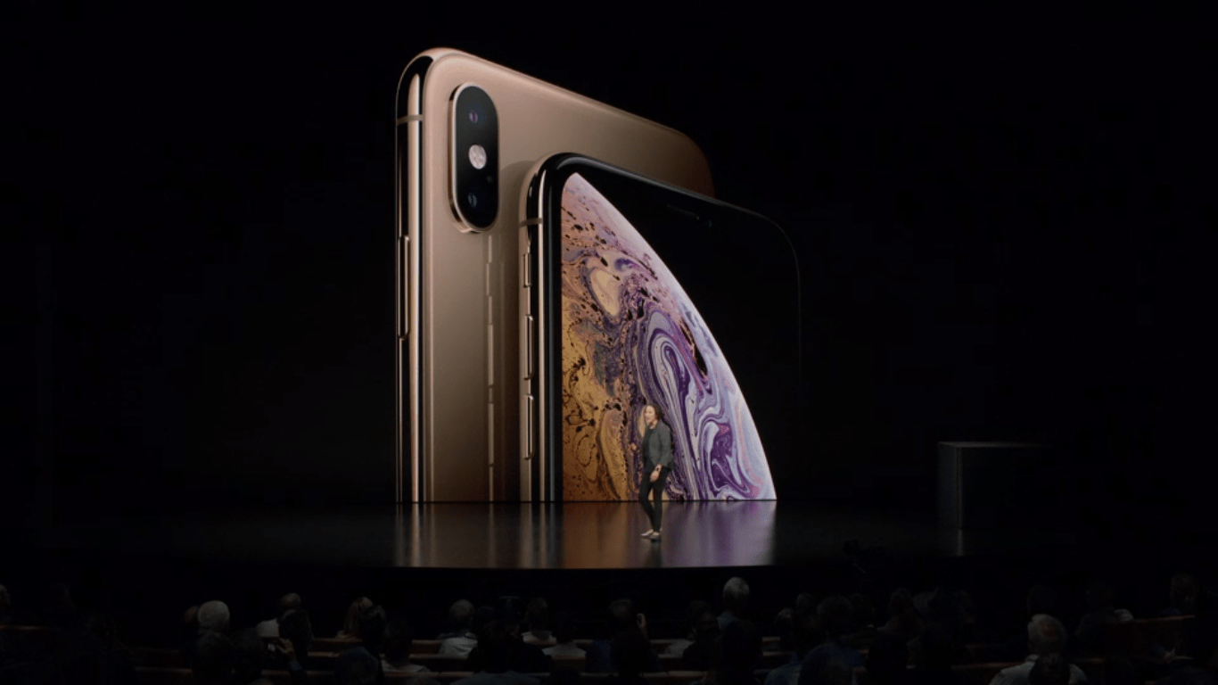 Iphone X Wallpaper Notch Apple Launches The Iphone Xs And Iphone Xs Max Mspoweruser