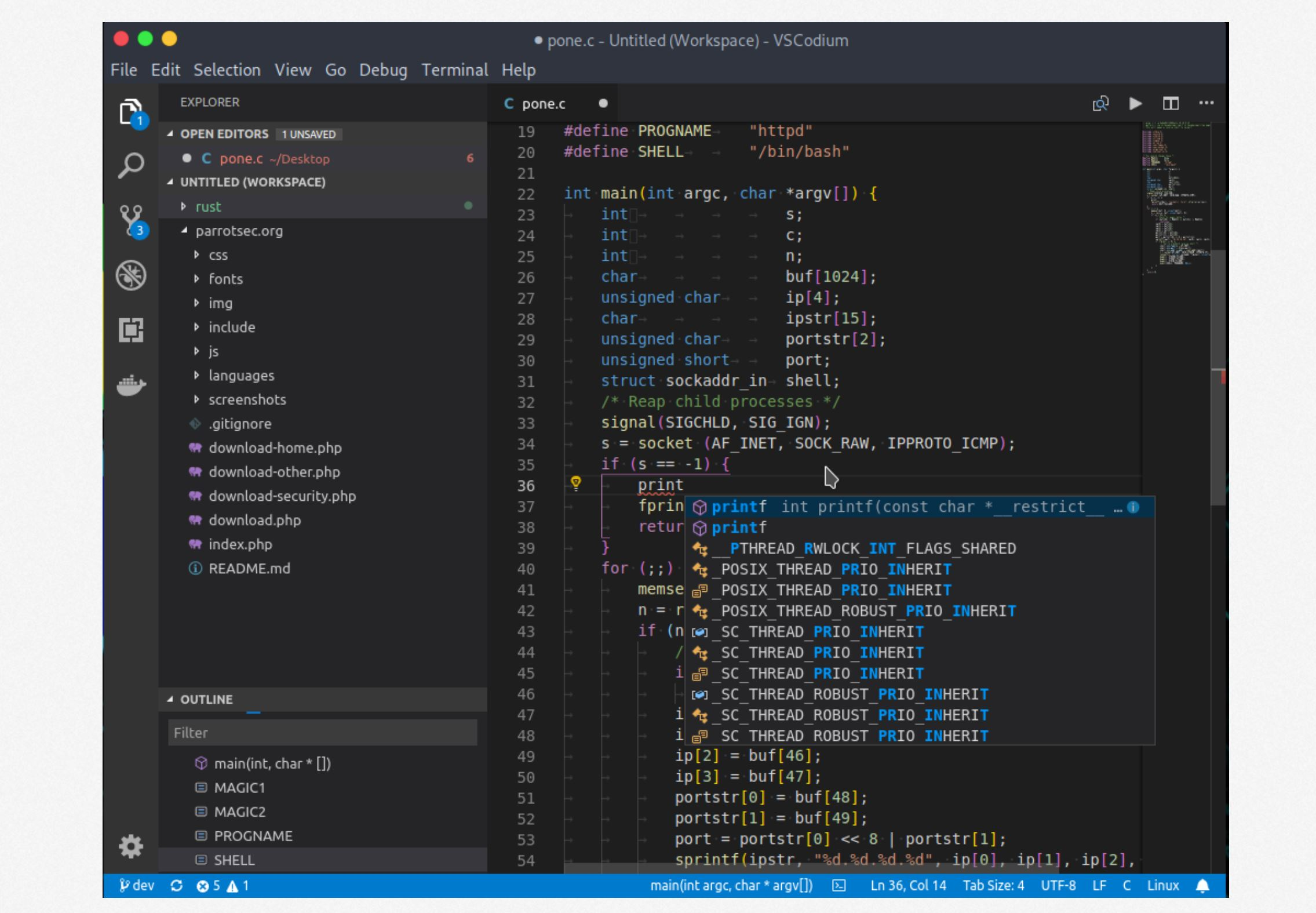 Amazon Stativ Vscodium Is A Clean Vscode Build Without The Microsoft