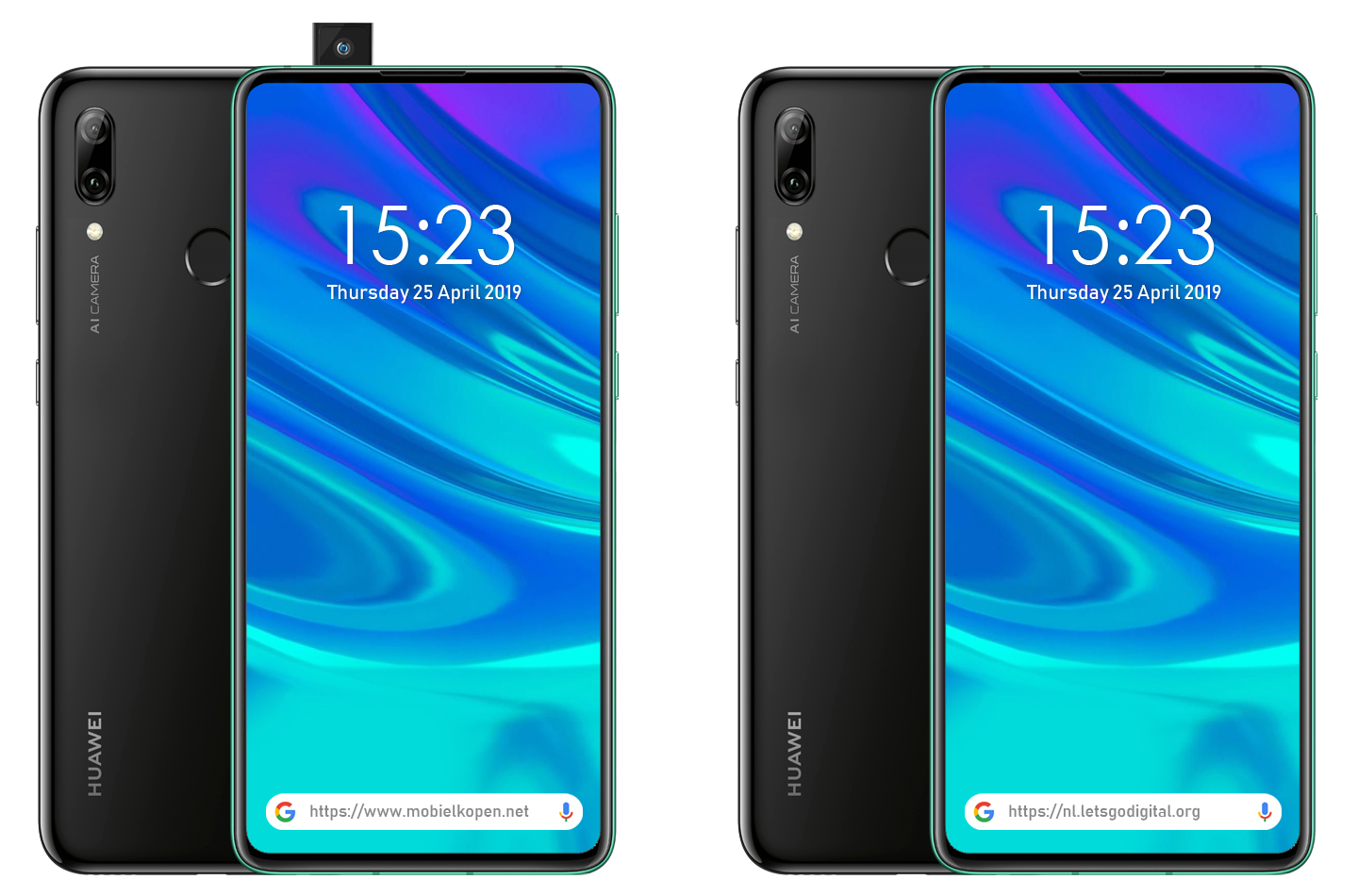 Huawei Smartphone Huawei Gears Up To Launch Its First Smartphone With Pop Up Camera