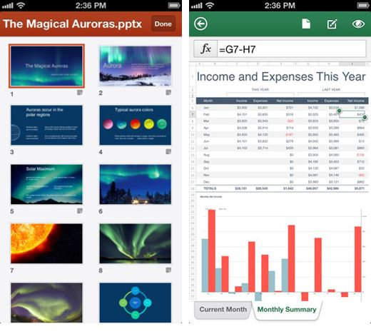 Microsoft Releases Office 365 App For iPhone, Supports Microsoft